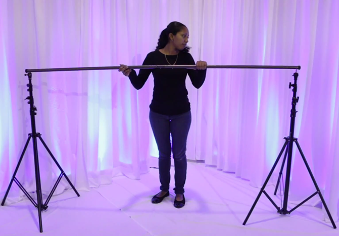 how to make photo stand ins