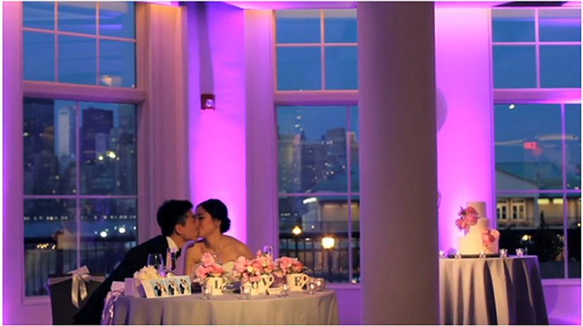 UPLIGHTING WITH WINDOWS - UPLIGHTING! || Rent online at rentmywedding.com. FREE shipping nationwide! Easy DIY setup.
