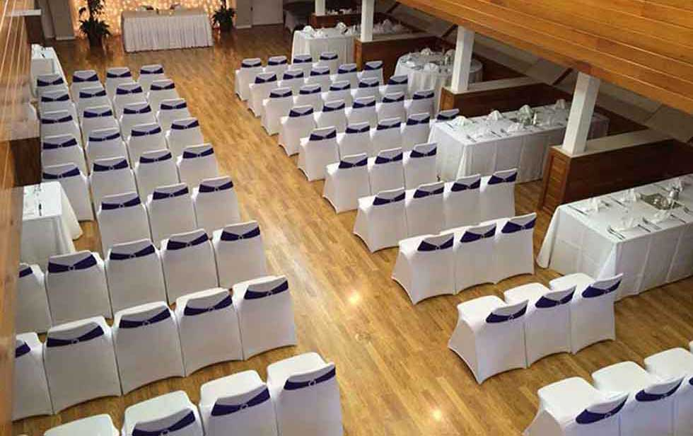 Chair Covers for Wedding Ceremony