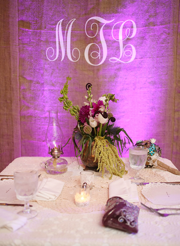 Monogram lighting free shipping nationwide rent my wedding guest book table backdrop with monogram lighting free shipping nationwide with rent my wedding solutioingenieria Choice Image