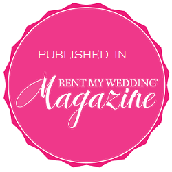 RENT MY WEDDING Awards Winner