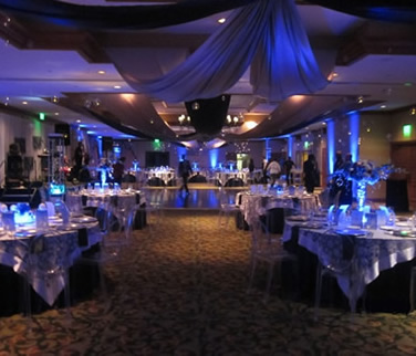 Denver Uplighting With Free Shipping For Weddings And Events