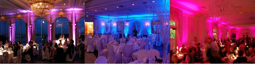 Uplighting Nationwide Up Lights Wedding Lighting