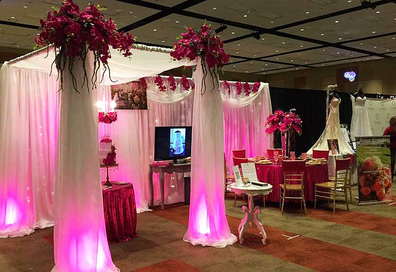 Tradeshow Booth Drapes